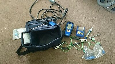 Gas Analyser Anton spirit v2  Used only 4 times