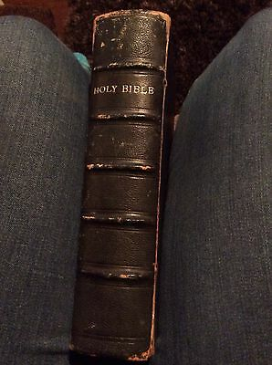 The Holy Bible Old And New Testaments 1876