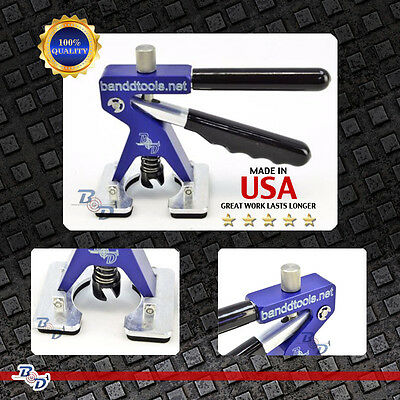 L/W Blue PDR Mini Lifter Glue Pulling Tool Hail Paintless Dent Removal Tool