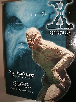 The Flukeman Painted Statue Dark Horse X Files Paranormal Collection New In Box