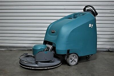 Tennant B7 Battery Burnisher/Buffer 27 Inch LOW HOURS READY FOR IMEDIATE USE!