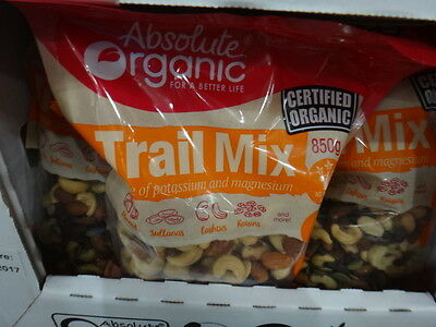 Absolute Organic Trail Mix 850G