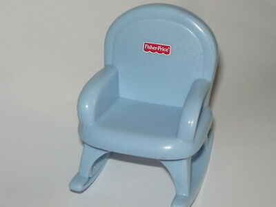 Fisher Price My First Dollhouse Rocking Chair