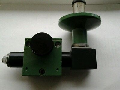 Microscope/lab/engineering Piece? Unknown Use