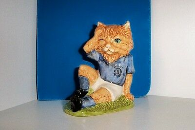 Beswick Football Felines Collection FF2  Mee-ouch.
