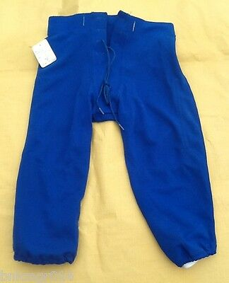 NEW Youth Blue Football Pants Size M