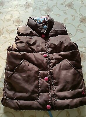 Girls Joules Gilet  6 Years