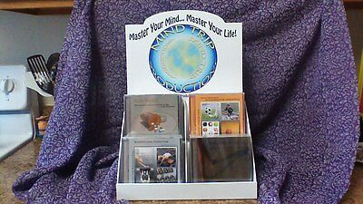 Retail Display - Includes 24 Hypnosis/guided Meditation Cd's Retail Value=$479