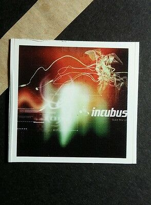 Incubus Make Yourself Cover Art Small Music Sticker