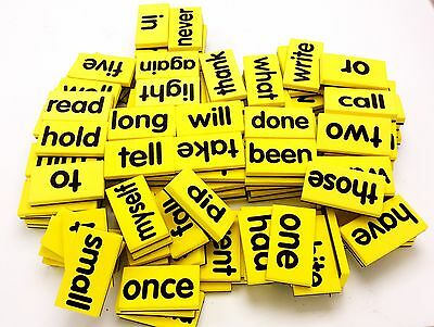 High-Frequency Word Tiles Magnet Foam Sight-Word Dolch