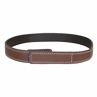 New Myself Belts Toddler Contrast Stitch One Hand Hook and Loop Close Belt