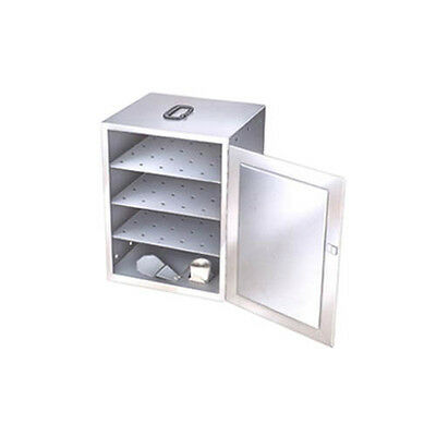 Lakeside Stainless Steel Food Carrier Box For Room Service Table - 112