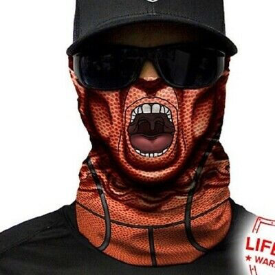 Salt Armour Bones Scorpion Mask Face Shield Sun Mask Balaclava Neck Gaiter USA