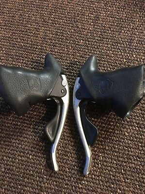 Campagnolo 8 Speed Ergo Shifters