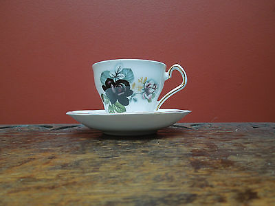 Vintage Windsor Cup and Saucer set- Made in England