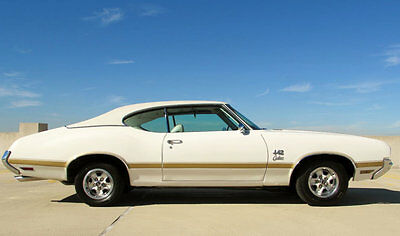 1970 Oldsmobile Cutlass  1970 OLDSMOBILE CUTLASS 442 CLONE RUNS LIKE NEW NO RESERVE VERY RARE
