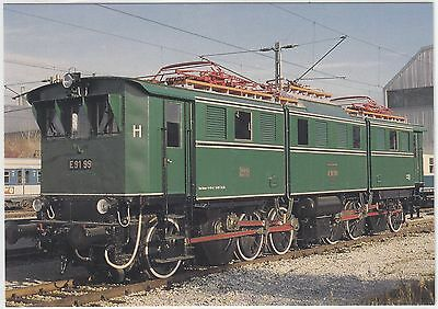 *GERMANY               DB 1929 electric freight locomotive in 1984