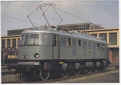 *GERMANY               DB 1935 electric passenger locomotive in 1984 at Munchen