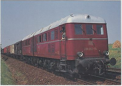 *GERMANY            DB 1942 diesel powered freight train in 1970
