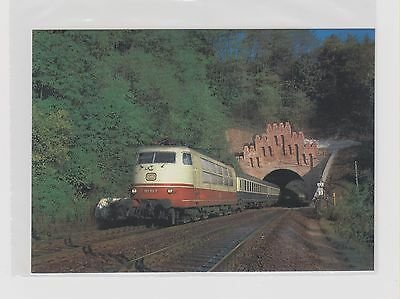 *GERMANY         DB  103 class passenger express locomotive in 1983