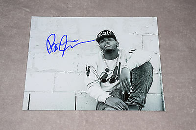 R&B/HIP HOP MUSIC ARTIST RAYVEN JUSTICE SIGNED AUTOGRAPHED 8X10 PHOTO COA proof