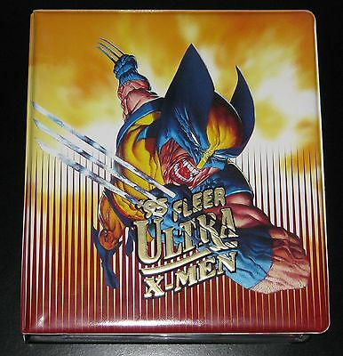 1995 Fleer Ultra X-Men MASTER SET Silver Hunters/Stalkers, Sinister Observations