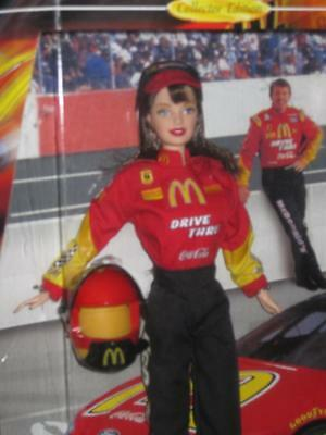 1999 Official NASCAR #94 Barbie Doll Collector Edition #22954 NRFB