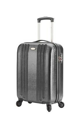 Valise SNOWBALL Carbon Robust I 75 cm Argent