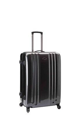 Valise cabine SNOWBALL Carbon Robust I Noir carbone