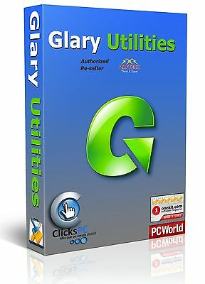 Glary Utilities Pro 5 - System Optimization Tool - Lifetime License