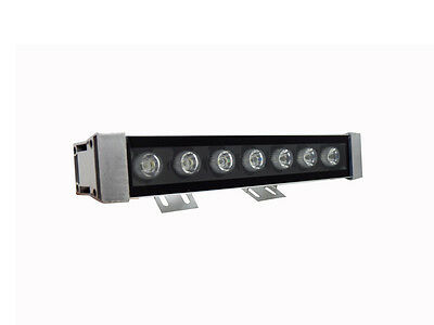 7W 0.3M LED Washer Wall Wash Light 30cm Linear Bar Pure White Outdoor Lamp New