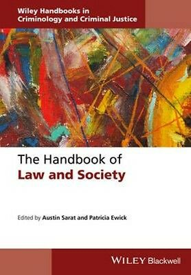 Handbook of Law and Society by Austin Sarat Hardcover Book (English)