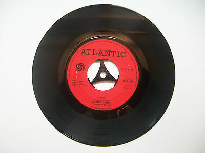 CLARENCE CARTER - Patches / I can't leave your love alone 1970 UK ATLANTIC 45 EX