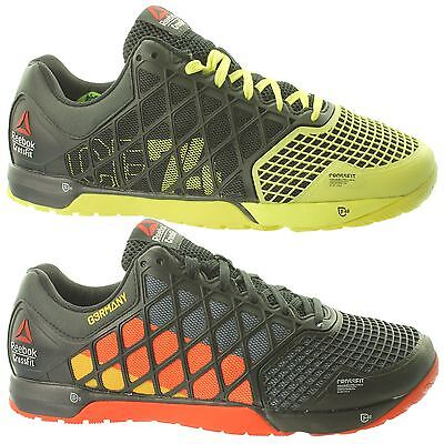 Reebok Crossfit Nano 4.0~Mens Trainers~2 Great Colours~UK 5.5 - 13 Only
