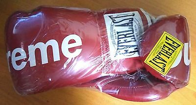 Supreme x Everlast Boxing Gloves Red Size 12 oz One pair