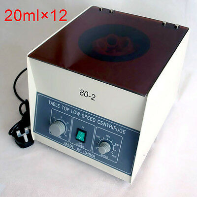 Yes Laboratory Centrifuge 80-2 Electric Medical Chemical Biological 12*20ml Y2R3
