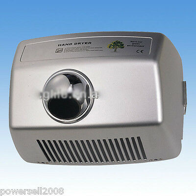 Quick Drying Infrared Automatic Sensor Bathroom Hand Dryer Electric Appliance