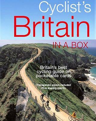 Cyclist's Britain in a Box: Britain's Best Cycling Guide on Pocketable Cards...