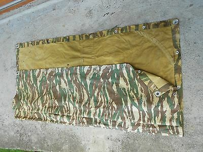 VRS Serb military tent wing rare camo tigerstrype RARE