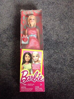 Barbie Doll With Ring Brand New
