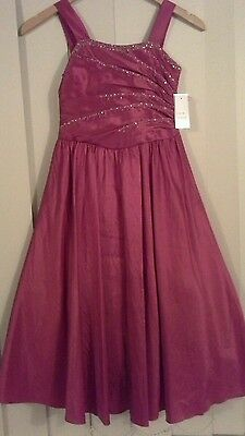 Girls beautiful bridesmaid or evening dress by Veromia - Size 6 - Bnwt