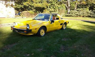 1977 Fiat Other  1977 Fiat X19 excellent condition/ odometer: 62000 runs  excellent!!!!!!!!!!!!!!