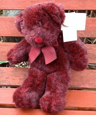 Russ Berrie Teddy Bear Roxanne 4017 Collectable With Tags