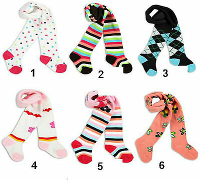 Baby Toddlers Girl stockings tights pantyhose size 000 00 0 1 2 0-18months