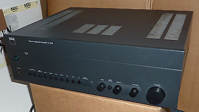 NAD C370 Graphite Integrated Amplifier