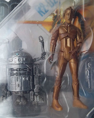 STAR WARS 30th ANNIVERSARY R2D2 & C3PO  R McQUARRIE  SERIES CELEBRATION EUROPE