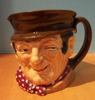 "Large Royal Doulton ""sam Weller"" Toby Mug/jug/pitcher"