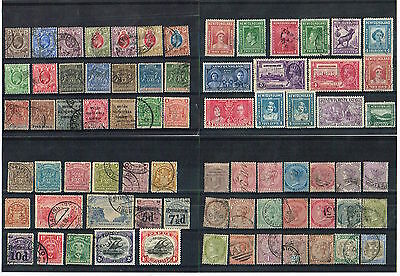 British Commonwealth / Empire - Selection Of Good/fine Used Stamps (3 Scans)