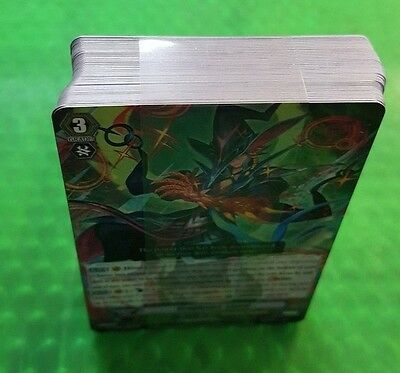 Vanguard English Trial Deck G-TD10 Ritual Of Dragon Sorcery without box
