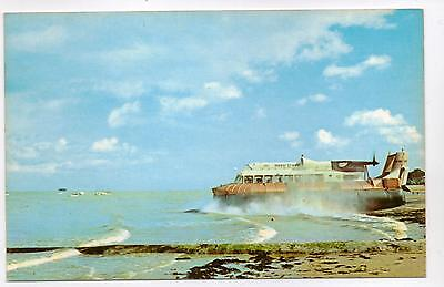 GB Postcard  Southsea - Ryde Hovercraft  I.O.W.   PT22745,  Not posted.